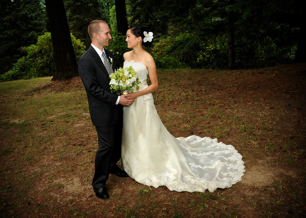 Wedding and engagement photos. (photo by Casey Campbell)