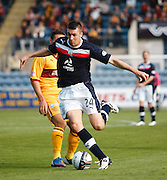Dundee's Colin Nish - Dundee v Motherwell, Clydesdale Bank Scottish Premier League at Dens Park.. - © David Young - 5 Foundry Place - Monifieth - DD5 4BB - Telephone 07765 252616 - email: davidyoungphoto@gmail.com - web: www.davidyoungphoto.co.uk