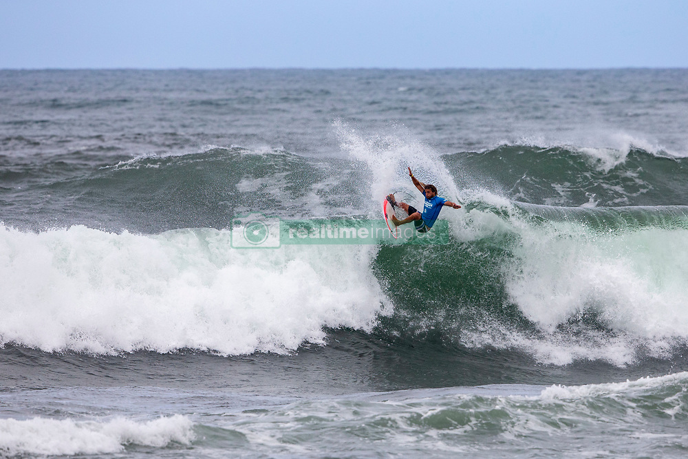 Ricardo Christie of New Zealand finishes in 3rd place of the Hawaiian Pro at Haleiwa, Oahu, Hawaii, USA