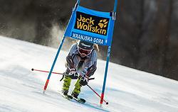 NORBYE Kaja of Norway competes during the Ladies' GiantSlalom at 56th Golden Fox event at Audi FIS Ski World Cup 2019/20, on February 15, 2020 in Podkoren, Kranjska Gora, Slovenia. Photo by Matic Ritonja / Sportida