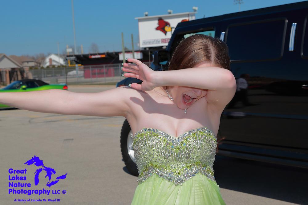 De Pere HS Prom 2016