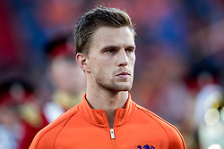 09.06.2017, De Kuip Stadium, Rotterdam, NED, FIFA WM 2018 Qualifikation, Niederlande vs Luxemburg, Gruppe A, im Bild Joel Veltman of Netherlands // Joel Veltman of Netherlands during the FIFA World Cup 2018, group A qualifying match between Netherlands and Luxemburg at the De Kuip Stadium in Rotterdam, Netherlands on 2017/06/09. EXPA Pictures © 2017, PhotoCredit: EXPA/ Focus Images/ Joep Joseph Leenen<br /> <br /> *****ATTENTION - for AUT, GER, FRA, ITA, SUI, POL, CRO, SLO only*****
