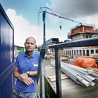 Nederland, Amsterdam , 20 juni 2011..Joost van Galen Hoofd Spoedeisende hulp binnen VUmc..Foto:Jean-Pierre Jans