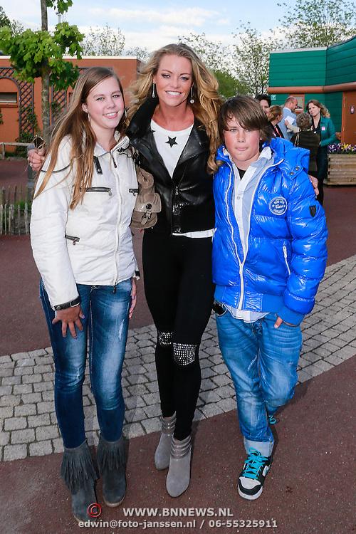 NLD/Harderwijk/20130515 - Premiere Aqua Bella show Dolfinarium Harderwijk, Inge de Bruin