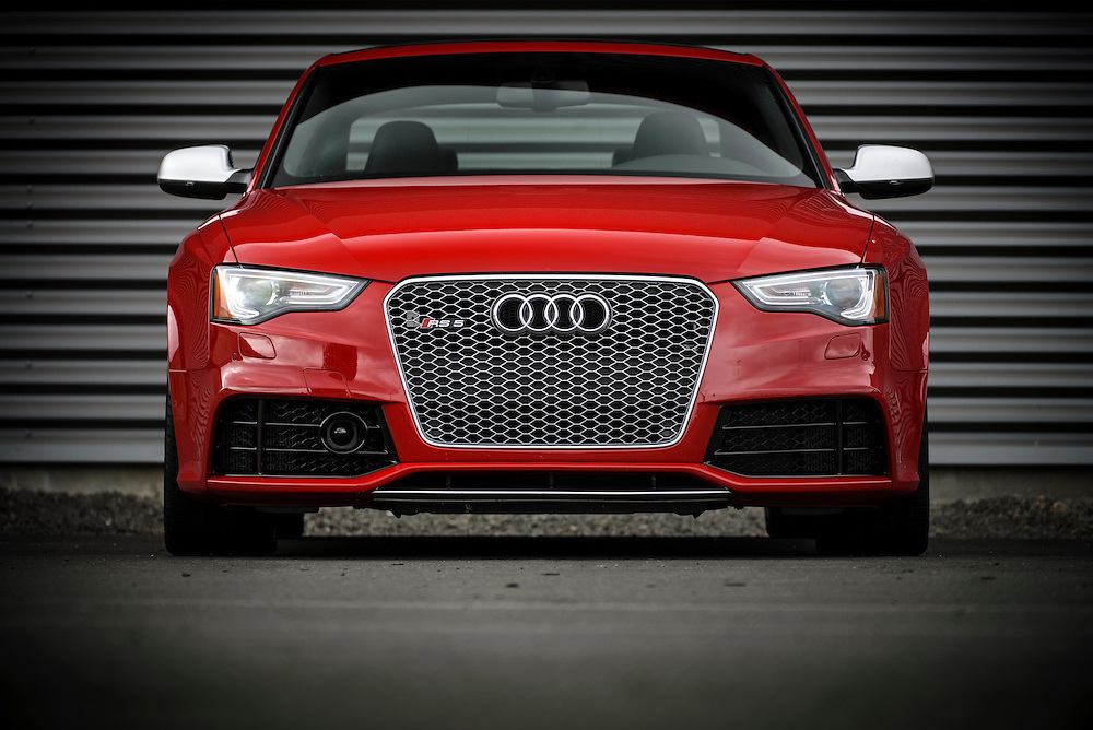 RS5 at Sonoma Raceway | Audi sportscar experience
