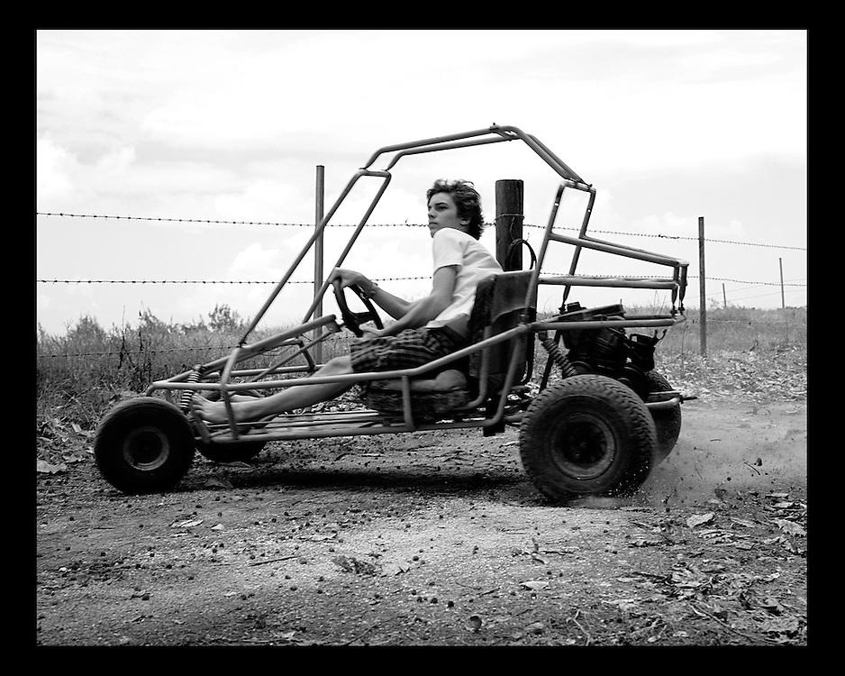Daniel - Cart Road -2009