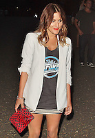 LONDON - July 26: Caroline Flack at the Warner Music Group Pre-Olympics Party (Photo by Brett D. Cove)