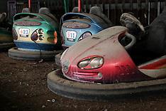 Derelict Bumper Cars - Car rides