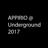 APPIRIO@UNDERGROUND