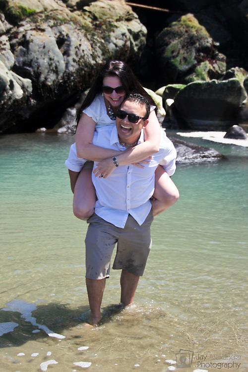 Michele & Francis Engagement Photos