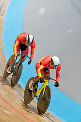 , CHN, Sprint FInals, 2015 UCI Para-Cycling Track World Championships, Apeldoorn, Netherlands
