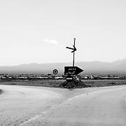 Road Bagfh-Kerman, Iran, West Asia