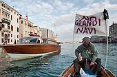 Protest against Cruises in Venice