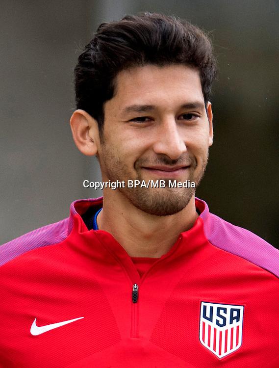 Concacaf- World Cup Fifa Russia 2018 Qualifyer - <br /> USA Soccer National Team - <br /> Omar Gonzalez