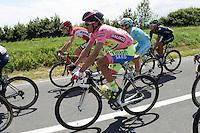 Contador Alberto -  Tinkoff - Saxo - 21.05.2015 - Etape 12 du Giro 2015<br />Photo : Sirotti / Icon Sport *** Local Caption ***