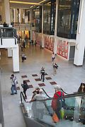 Lion Yard shopping centre, Cambridge, England