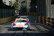 October 16-20, 2016: Macau Grand Prix. 98 MA Ching Yeung, Philip, GruppeM Racing,Porsche 911 GT3R