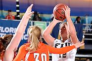 FIU Women's Basketball vs BGSU (Dec 30 2014)