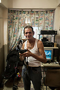 Local photographer in Trinidad, Cuba.