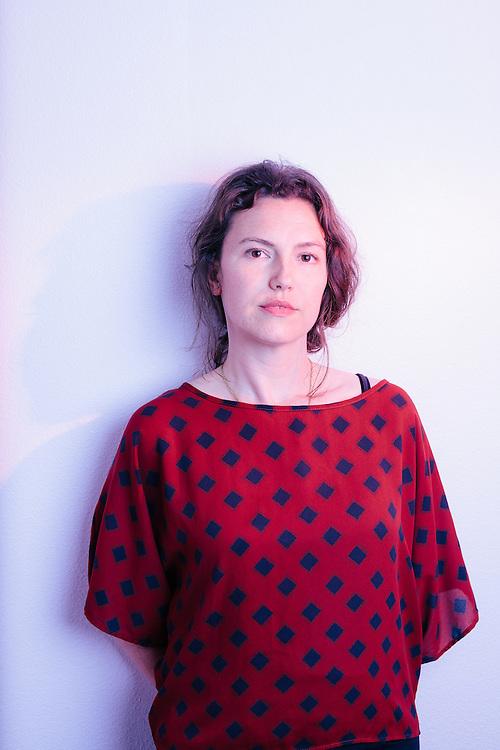 Kela Parker portrait, April 2016