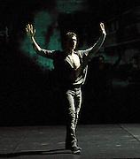 Balletboyz<br /> &quot;The Talent&quot;<br /> artistic directors Michael Nunn &amp; William Trevitt <br /> The Arts Depot <br /> Press photocall<br /> 27th January 2011<br /> Balletboyz 10th Anniversary Tour<br /> <br /> &quot;Void&quot;<br /> <br /> Jesus Sanz Mancera<br /> <br /> <br /> <br /> Photograph by Elliott Franks