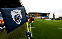 Headingley Carnegie Stadium, home of Yorkshire Carnegie and Leeds Rhinos - Mandatory by-line: Robbie Stephenson/JMP - 17/05/2017 - RUGBY - Headingley Carnegie Stadium - Leeds, England - Yorkshire Carnegie v London Irish - Greene King IPA Championship Final 1st Leg
