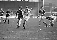 Offaly Vs Galway in the Royal Liver National Hurling League quarter final at Croke Park, 20/03/1988 (Part of the Independent Newspapers Ireland/NLI Collection).