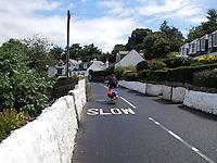 Biking in Ireland................