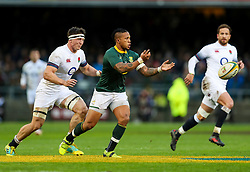 Elton Jantjies of South Africa - Mandatory by-line: Steve Haag/JMP - 23/06/2018 - RUGBY - DHL Newlands Stadium - Cape Town, South Africa - South Africa v England 3rd Test Match, South Africa Tour