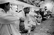 Bradford, in Yorkshire, is home to  the largest Muslim polulatiuon in Britain with some 75,000 lured by employment offered in the mills in the 1950's. Asian Muslims make up 18% of the population and there are sixty mosques in the town.<br /> Victor Street Mosque, Manningham