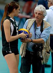 28-09-2014 ITA: World Championship Volleyball Mexico - Nederland, Verona<br /> Nederland wint met 3-0 van Mexico / Photographer Fiorenzo Galbiati