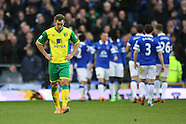 Everton v Norwich City 110114