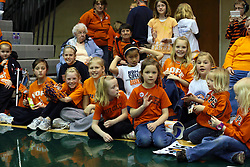 20 March 2010: The future Flying Dutch? The Flying Dutch of Hope College fall to the Bears of Washington University 65-59 in the Championship Game of the Division 3 Women's NCAA Basketball Championship the at the Shirk Center at Illinois Wesleyan in Bloomington Illinois.