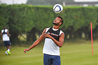 Nicolas Saint Ruf  - 30.06.2015 - Reprise de Montpellier - 2015/2016<br />Photo : Alexandre Dimou / Icon Sport