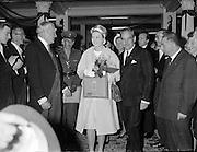 Prince Rainier and Princess Grace visit Ireland.11-12.06.1961