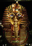 Tutankhamun at the Cairo Museum