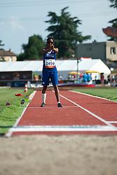 VIDOT Elvina, FRA, Long Jump, T11, 2013 IPC Athletics World Championships, Lyon, France