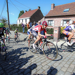 03-04-2016: Wielrennen: Ronde van Vlaanderen vrouwen: Oudenaarde  <br />