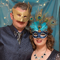 Leeane Wolverton 50th masquerade party