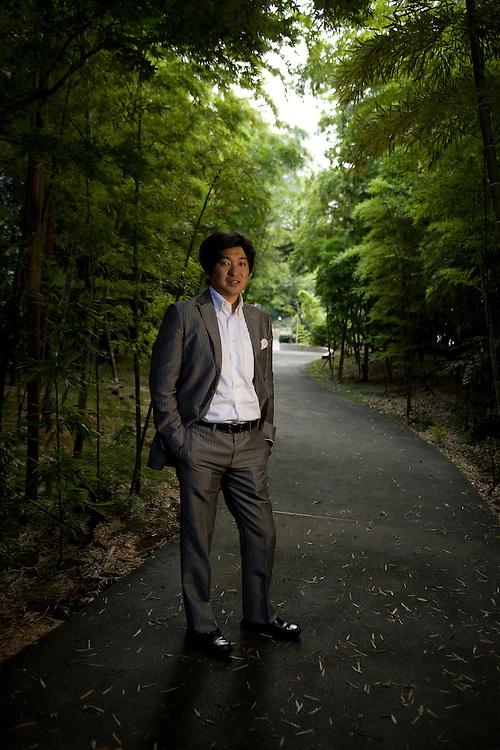 Kazuhiro Yamaguchi Mannatech ..President and CEO   K&N co, ltd.