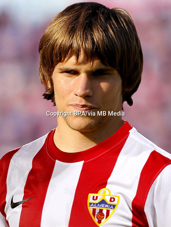 Sebastián Dubarbier ( UD Almeria )