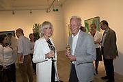ANGELA WILDING; CHRIS WILDING, William Tillyer, 80th birthday exhibition. Bernard Jacobson. 28 Duke st. SW1 25 September 2018