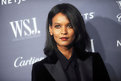 November 2, 2016 - New York, New York, USA - Liya Kebede attends the WSJ Magazine Innovator Awards 2016 at Museum of Modern Art on November 2, 2016 in New York City. (Credit Image: © Future-Image via ZUMA Press)
