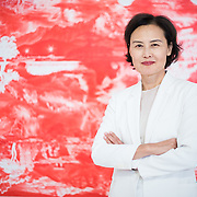 Contemporary Sansuhwa group exhibition  in Asia  Pearl Lam