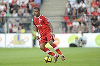 FOOTBALL - FRENCH CHAMPIONSHIP 2010/2011 - L1 - VALENCIENNES FC v OGC NICE - 29/05/2011 - PHOTO ALAIN GADOFFRE / DPPI - GAETAN BONG (VAL)