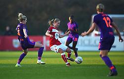 Juliette Kemppi of Bristol City - Mandatory by-line: Paul Knight/JMP - 17/11/2018 - FOOTBALL - Stoke Gifford Stadium - Bristol, England - Bristol City Women v Liverpool Women - FA Women's Super League 1