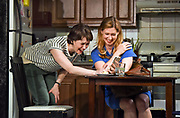 Photo by Mara Lavitt<br /> New Haven, CT<br /> April 26, 2017<br /> Technical rehearsal for Yale Repertory Theatre's production of &quot;Mary Jane.&quot; Emily Donahoe, left, and Miriam Silverman.