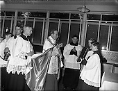1960 - Blessing of St Augustine's School for children with special needs in Blackrock, Dublin