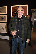 LARRY LAMB, `preview evening  in support of The Eve Appeal, a charity dedicated to protecting women from gynaecological cancers. Bonhams Knightsbridge, Montpelier St. London. 29 April 2019