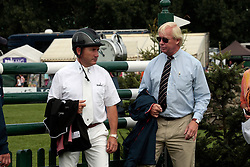 Charles Peter (GBR)<br /> The Longines Royal International Horse Show<br /> Hickstead 2011<br /> © Hippo Foto - Beatrice Scudo